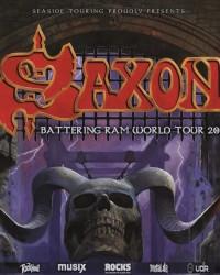 saxon tour 2016